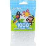 Clear Glitter - Perler Pearl Beads 1,000/Pkg