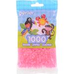 Pink Glitter - Perler Pearl Beads 1,000/Pkg