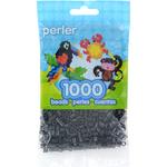 Black Glitter - Perler Pearl Beads 1,000/Pkg