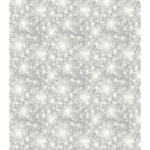 "Silver Snowflakes - Craft Consortium Decoupage Papers 13.75""X15.75"" 3/Pkg"