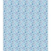 "Snowflake Damask - Craft Consortium Decoupage Papers 13.75""X15.75"" 3/Pkg"
