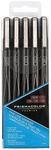 Fine Line - Black - Prismacolor Premier Markers 5/Pkg