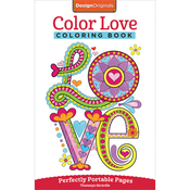 Color Love Coloring Book - Design Originals