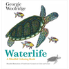 Waterlife: A Mindful Coloring Book - St. Martin's Books