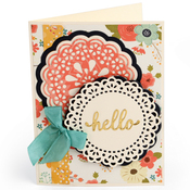 Hello Dolly - Sizzix Thinlits Dies 7/Pkg
