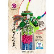 Tree Of Life - Jewelry Kit In A Bottle