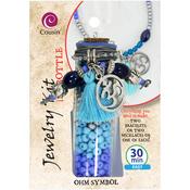 Ohm Symbol - Jewelry Kit In A Bottle