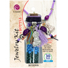 Buddha - Jewelry Kit In A Bottle Cousin-Jewelry Kit In A Bottle. Create fun necklaces or bracelets with this bead kit! Great for beginners. Makes two pieces of jewelry. This package contains one re-usable glass bottle with cork, 3-1/5 feet of cord, one charm, six beads, two tassels, twenty-four seed beads, six jump rings, two lobster claws and four ribbon ends. Comes in a variety of designs. Each sold separately. Imported.