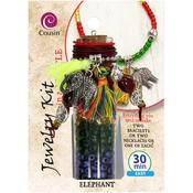 Elephant - Jewelry Kit In A Bottle