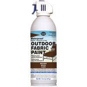 Brown - Outdoor Spray Fabric Paint 13.3oz