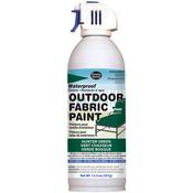 Hunter Green - Outdoor Spray Fabric Paint 13.3oz