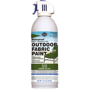 Olive - Outdoor Spray Fabric Paint 13.3oz