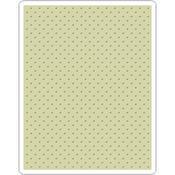 Tiny Dots Texture Fades A2 Embossing Folder - Tim Holtz