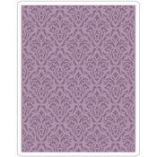 Damask Texture Fades A2 Embossing Folder - Tim Holtz
