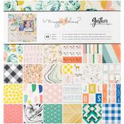 Gather 12 x 12 Paper Pad - Maggie Holmes