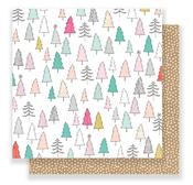 Joy Paper - Snow & Cocoa - Crate Paper