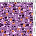 Scaredy Cat Paper - Halloween - American Crafts