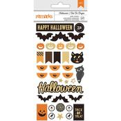 Halloween Puffy Stickers - American Crafts