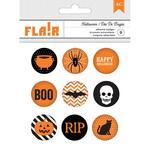 Halloween Flair - American Crafts