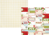 Holiday Wishes Foil Paper - Classic Christmas - Simple Stories