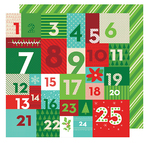 Advent Paper - All Wrapped Up - American Crafts