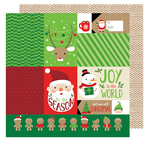 Tis The Season Paper - All Wrapped Up - American Crafts