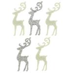 Elegant Reindeer - Dress It Up Holiday Embellishments