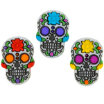 Sugar Skulls - Dress It Up Holiday Embellishments