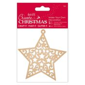 Star Make Your Ornament - Docrafts