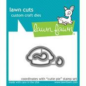 Cutie Pie Lawn Cuts Die - Lawn Fawn