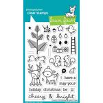 Cheery Christmas Stamps - Lawn Fawn