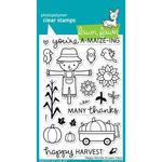 Happy Harvest Stamp - Lawn Fawn