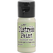Bundled Sage - Distress Paint Flip Cap 1oz