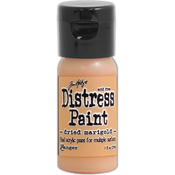 Dried Marigold - Distress Paint Flip Cap 1oz