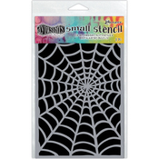 "Cobwebs - Dyan Reaveley's Dylusions Stencils 5""X8"""