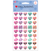 Heart Emotions - Mrs. Grossman's Stickers
