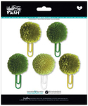 Olive You - Illustrated Faith Basics Pom Pom Clips