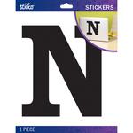 N - Sticko Jumbo Basic Black Monogram Stickers