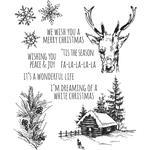 Scribble Wonderland Stamps - Tim Holtz