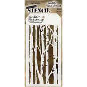 Birch Tim Holtz Layered Stencil Set
