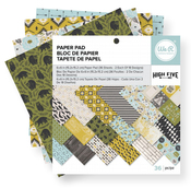 High Five 6 x 6 Paper Pad - WRMK