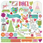 Snowball Fight Element Sticker Sheet - Photoplay