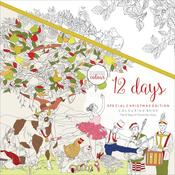 12 Days Of Christmas KaiserColour Perfect Bound Coloring Book
