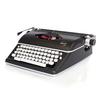 Black Typecast Typewriter - WeR