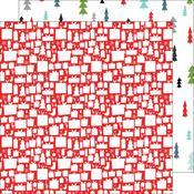 Joyful Christmas Oh Joy Double-Sided Paper - Pinkfresh