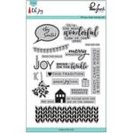 Oh Joy Clear Photopolymer Stamp
