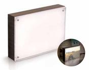 Ebony 5 x 7 Wood Frame - Photolights