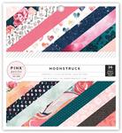 Moonstruck 6 x 6 Paper Pad - Pink Paislee