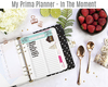 In The Moment A5 Planner - My Prima Planner