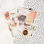 Vellum Stickers - My Prima Planner